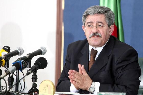 Aussitôt intronisé, Ouyahia appelle à une coalition présidentielle