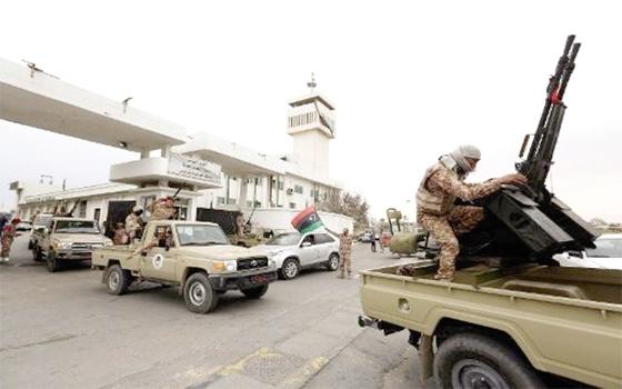 Les miliciens de Fajr Libya récidivent