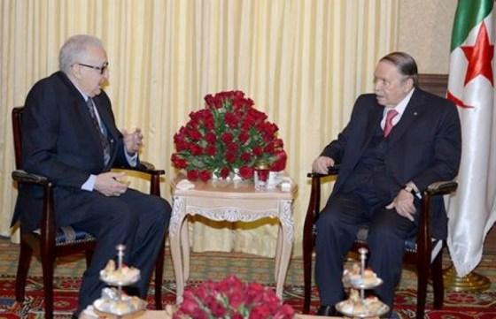Brahimi, Ouyahia ou Sellah pour succeder à Bouteflika?