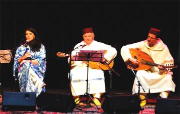 Du gharnati marocain animé par Bahaa Ronda et c'est tout !