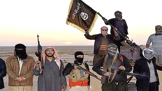 Les polices arabes cherchent une ripostecontre Daech