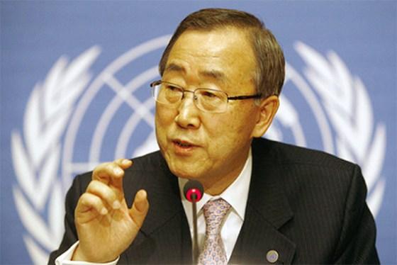 Ban Ki-moon appelle à une trêve humanitaire pour le Ramadan