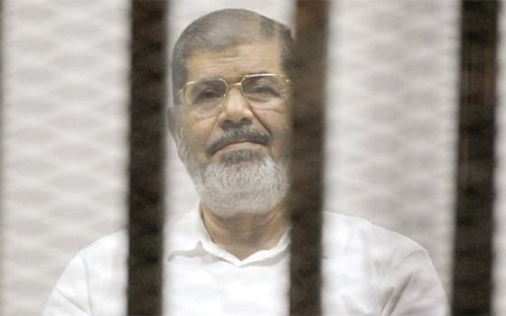 Peine de mort confirmée pour Mohamed Morsi