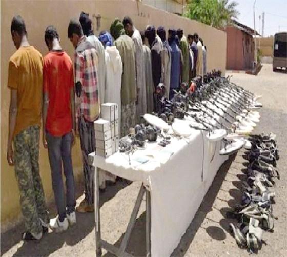 Arrestation de 45 contrebandiers à In Guezzam