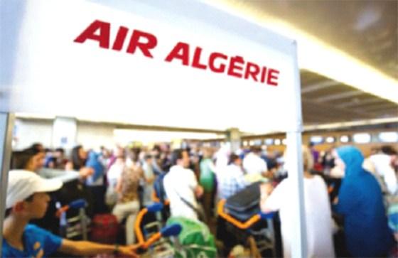 Air Algérie met en place un dispositif spécial