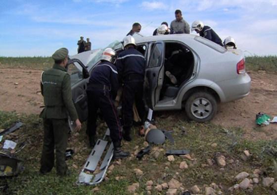 37 accidents de la circulation depuis le début du ramadhan