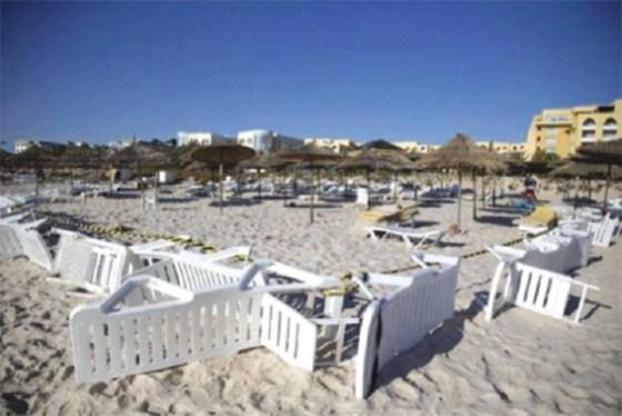 Les touristes européennes fuient la Tunisie