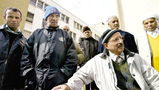Triste sort pour les retraités algériens établis en France