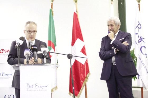 Après 20 ans d'absence la compagnie aérienne Swiss revient en Algérie