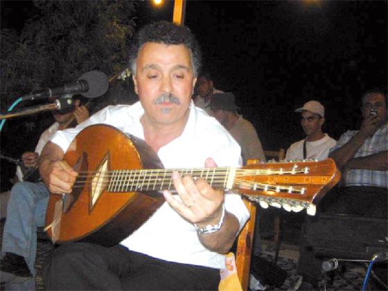 Chérif Hamani: «La chanson kabyle n'est pas sinistrée»