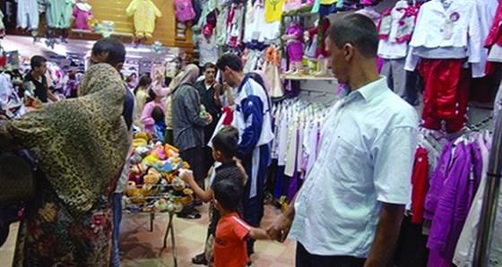 Selon l'ONS : Les habitants des chalets et des bidonvilles sont les plus mal habillés