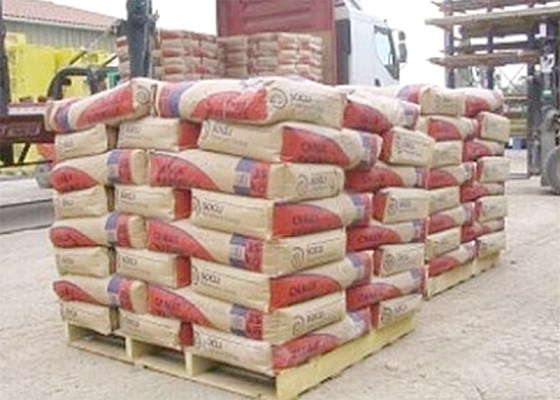 D'importants investissements dans les matériaux de construction
