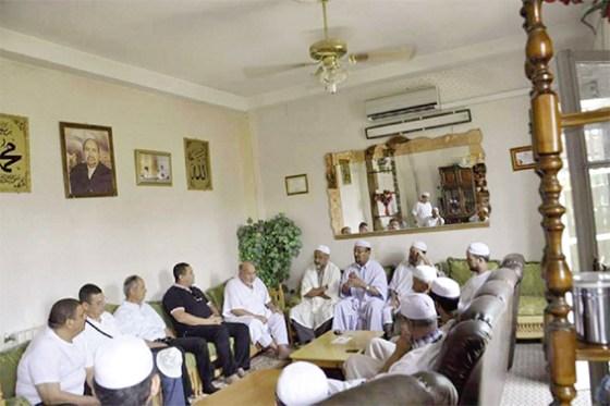 Iftar collectif en l'honneur des  mozabites à Batna