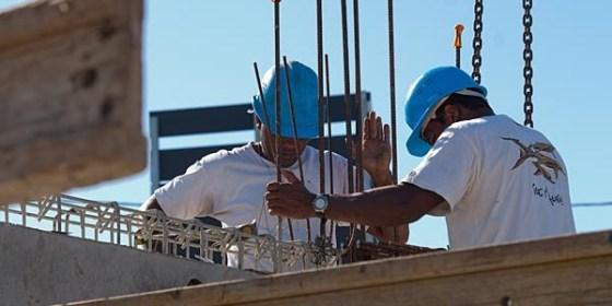 Près de 25 000 travailleurs en noir  dans le BTPH