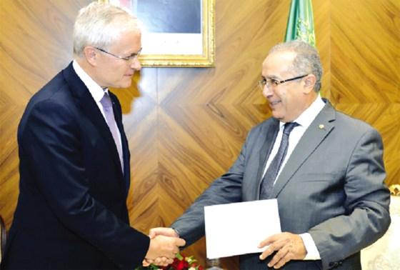 Bernard Emié : «La coopération franco-algérienne est bien en marche»