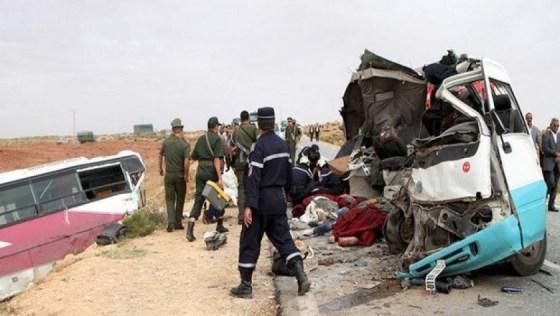 32 décès et plus de 200 blessés dans des accidents de la circulation