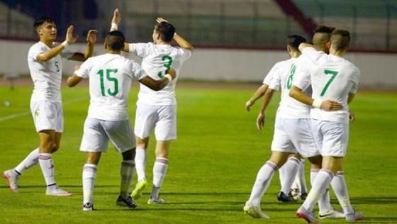 Algérie 2 Sierra Leone 0 : option pour les Verts