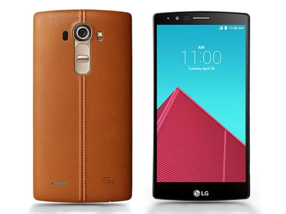 Le LG G4 arrive enfin en Algérie