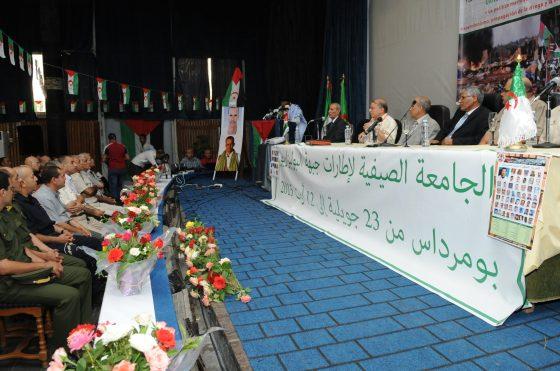 Le Polisario remercie l'Algérie et reste ferme face au Maroc