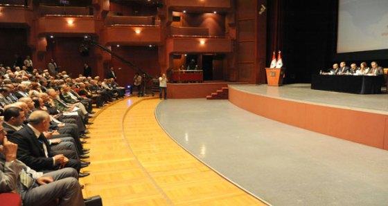 Conférence internationale à Damas sur le terrorisme