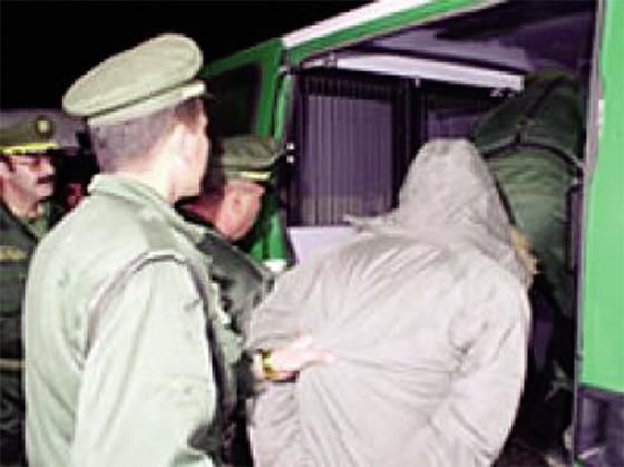 IMMIGRATION CLANDESTINE : Des arrestations dans plusieurs wilayas