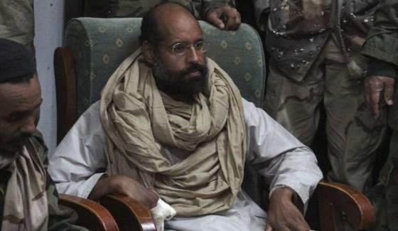 Saïf al-Islam Kadhafi condamné à mort