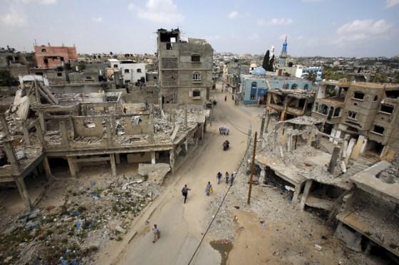 Amnesty International accuse Israël de crimes de guerres