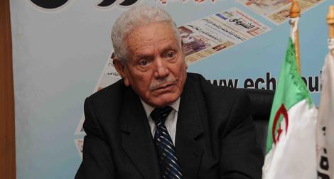 Décès de l'ancien ministre des Moudjahidine, Brahim Chibout