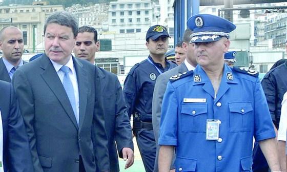 Hamid Goucem installé à la tête de la police des frontières