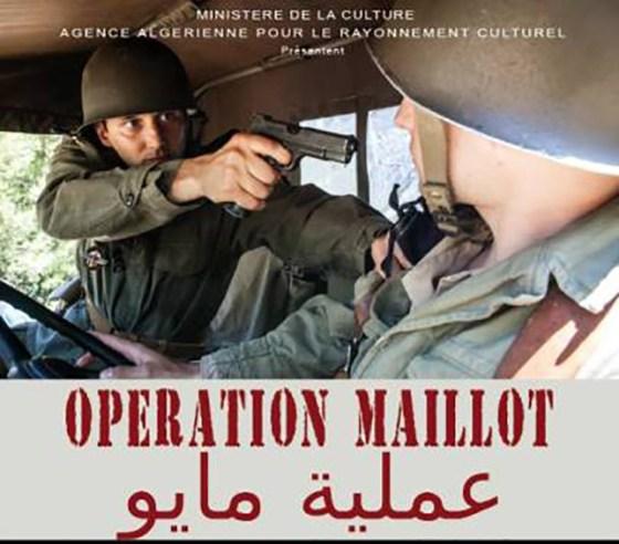 Opération Maillot à Montréal