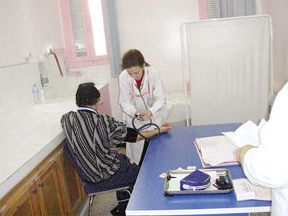 Le système algérien d'accès aux soins constitue un modèle