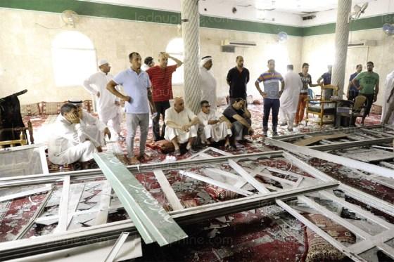 15 morts dans un attentat suicide dans une mosquée en Arabie saoudite