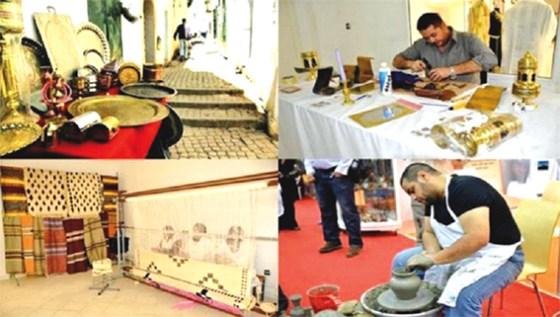Aïcha Tagabou : «Former davantage d'artisans pour perpétuer ces métiers traditionnels»