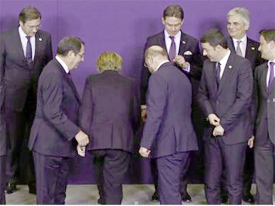 Crise avec la Russie: L'UE part dans tous les sens
