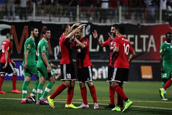 Ligue des champions africains : Les Rouge et Noir en demi-finales!