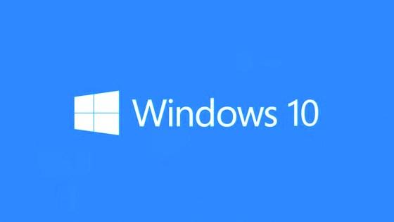 Windows 10 disponible en mise à jour gratuite