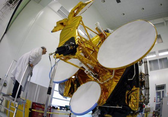 Des satellites algériens seront lancés par l'Inde entre 2015 et 2017