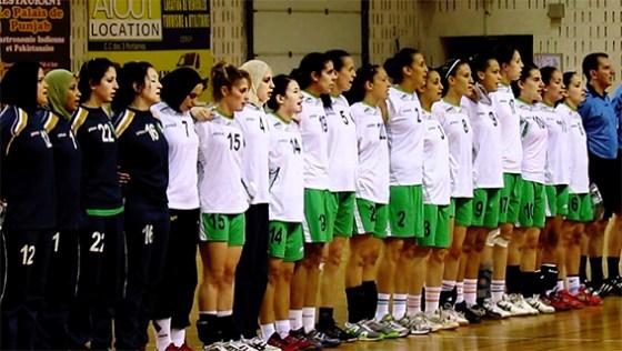 Mais où est donc passée notre équipe nationale  de handball filles ?