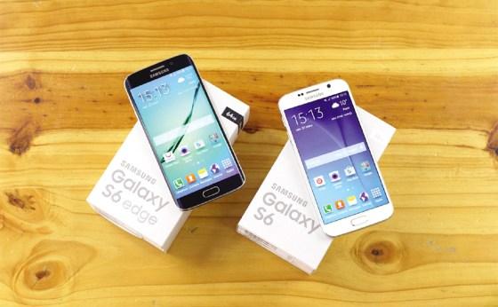 Samsung dévoile le Galaxy Note 5 et le Galaxy S6 Edge+