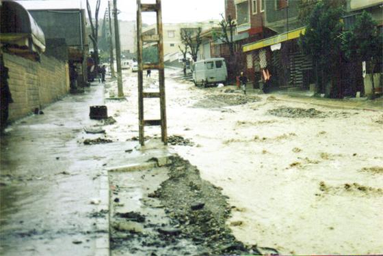 Un plan contre les inondations dans plusieurs régions
