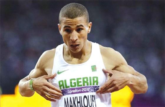 Le podium en point de mire pour Tewfik Makhloufi sur 1500 m
