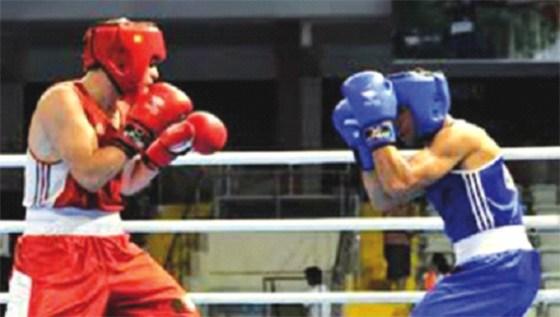 L'or en point de mire pour dix boxeurs algériens