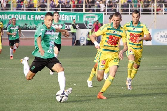 Derby Kabylo-Kabyle en tête d'affiche