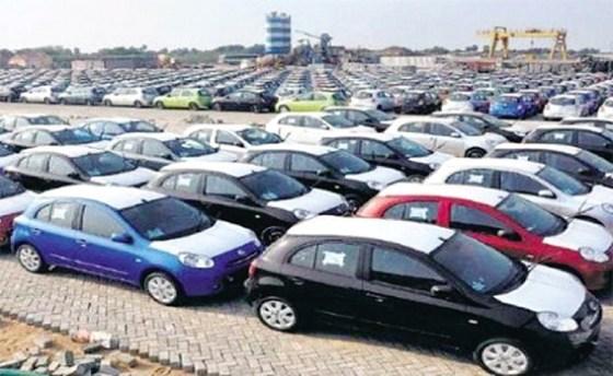L'Algérie parvient à freiner ses importations en véhicules