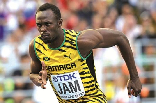Usain Bolt : «Je suis juste venu ici pour enrichir ma légende»