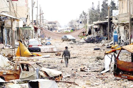 L'armée russe commence à s'engager en Syrie