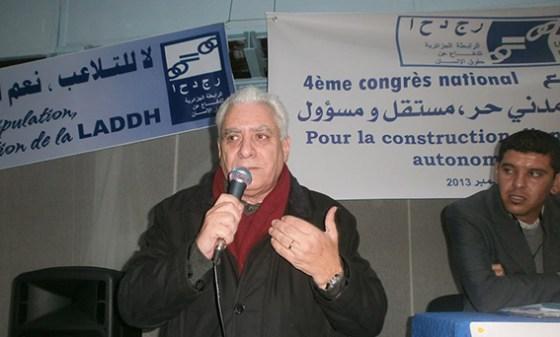 Appel «pour une Algérie unie et solidaire»