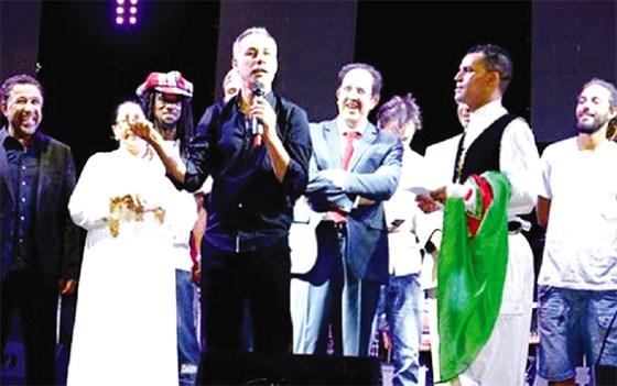 Oran célèbre en musique sa désignation pour l'organisation des JM 2021