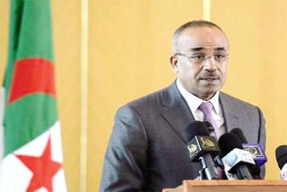 Noureddine Bédoui  : « L'Algérie assiégée par une région en crise»