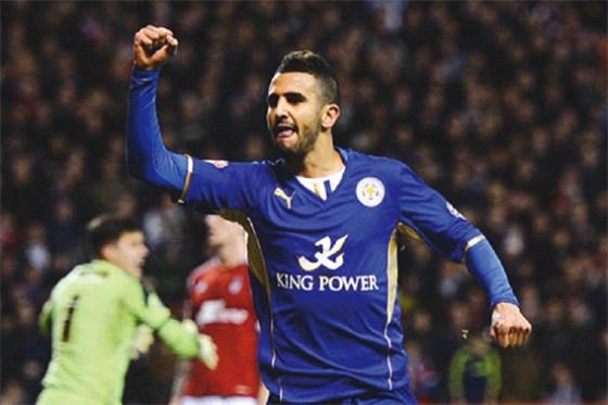 Ryad Mahrez : «Jouer à Leicester est la meilleure chose qui me soit arrivée»